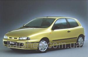 Фото Дефлекторы окон и капота (ветровики, мухобойки), Дефлекторы капота (мухобойки) Vip Tuning, Fiat Дефлектор капота на Fiat Brava/Bravo (182) с 1995–2001 г.в.