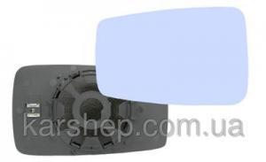 Фото Автозеркала, Автомобильные зеркала на Audi. Зеркальный элемент с обогревом для Audi 80, левая сторона.