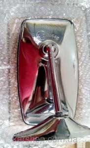 Фото Автозеркала, Боковые зеркала на Ваз 2101, 2102, 2103, 2106, 2121 Боковые зеркала Классика ХРОМ.
