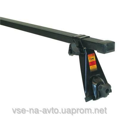 """Багажники """"AMOS"""" универсальный 1.3 на водосток /под.2101,07,москвич(АЗЛК)"""