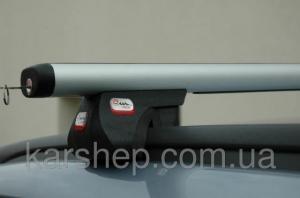 """Фото Багажники """"alfa"""" Багажник Amos Alfa Aero с замком-1,3м."""