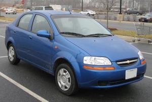 Фото Дефлекторы окон и капота (ветровики, мухобойки), ДЕФЛЕКТОР ОКОН (ВЕТРОВИКИ) VL-TUNING, Дефлектор окон на Chevrolet Ветровики для Chevrolet Aveo с 2003-2006 г.в. Sedan