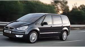 Ветровики для FORD Galaxy (II) с 2006 г.в.