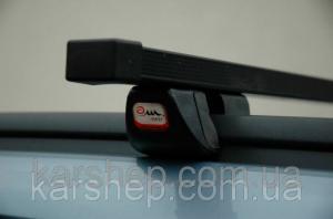"Фото Багажники Futura. Багажник ""FUTURA""черные,Длина поперечин: 1,4 м"
