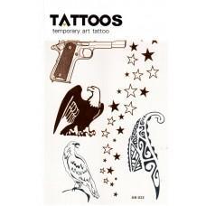 Flash Tattoo (код товара NFT-0011)