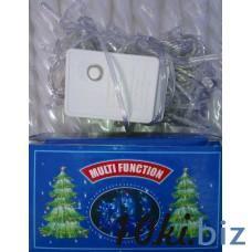 Гирлянда электрическая LED 100 лампочек (код товара NEG10) - Гирлянды в магазине Одессы