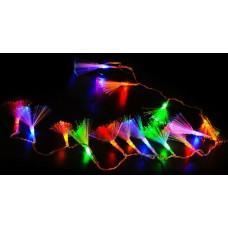 Гирлянда электрическая LED 100 лампочек кисть (код товара NEG11)