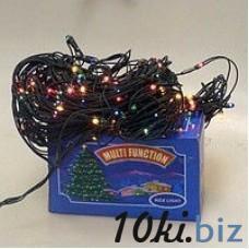 Гирлянда электрическая черная 140 лампочек (код товара NEG2) - Гирлянды в магазине Одессы