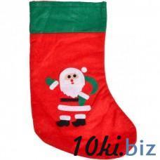 Новогодний сапог (код товара NSN) Новогодний декор на Электронном рынке Украины