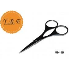 Ножницы маникюрные для ногтей (код товара MN-19)