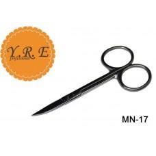 Ножницы маникюрные для ногтей (код товара MN-17)