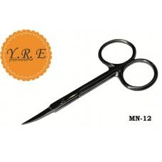 Ножницы маникюрные для ногтей (код товара MN-12)