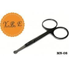 Ножницы маникюрные для ногтей (код товара MN-08)