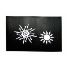 Трафареты для татуажа (код товара TT-03-52)