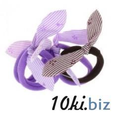 Резинка солоха маленькая цв 3. (код товара B/R-2-3) - Резинки и банты для волос в магазине Одессы