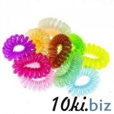 Резинка спираль средняя (код товара B/R-1-3) - Резинки и банты для волос в магазине Одессы