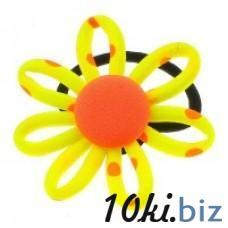 Резинка цветок (код товара B/R-5-1) - Резинки и банты для волос в магазине Одессы