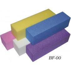 Баф 4-х сторон. цветной уп 10шт (код товара BF-00)