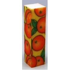 Баф 4-х сторон. цветы, фрукты (код товара BF-01)