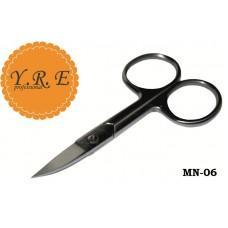 Ножницы маникюрные для ногтей (код товара MN-06)
