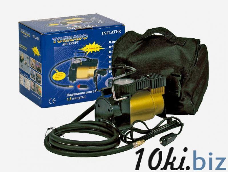 компресcор Tornado AC580 Автомобильные насосы, компрессоры и манометры на Электронном рынке Украины