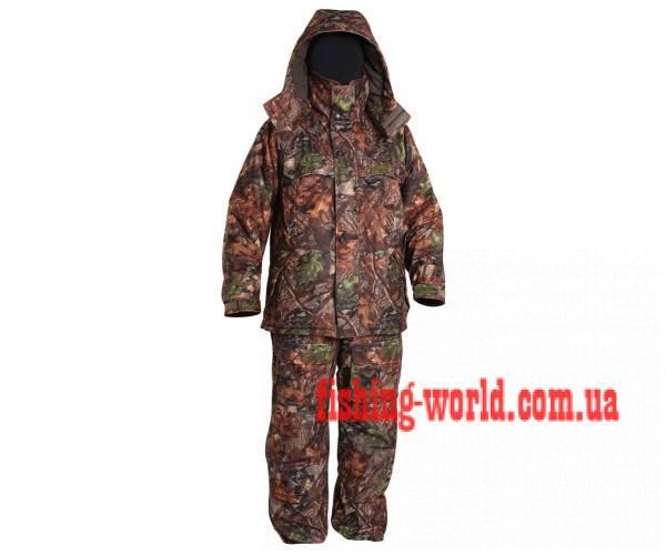 Фото Одежда для рыбаков и охотников, Зимние костюмы Norfin Костюм Norfin Extreem-2 Camo