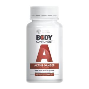 Фото Для жінок Body Compliment Актив-файбер(Комплекс контролю калорійності)