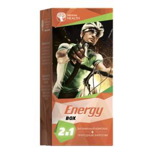 Фото Для чоловіків Набор Daily Box(Енергія / EnergyBox)