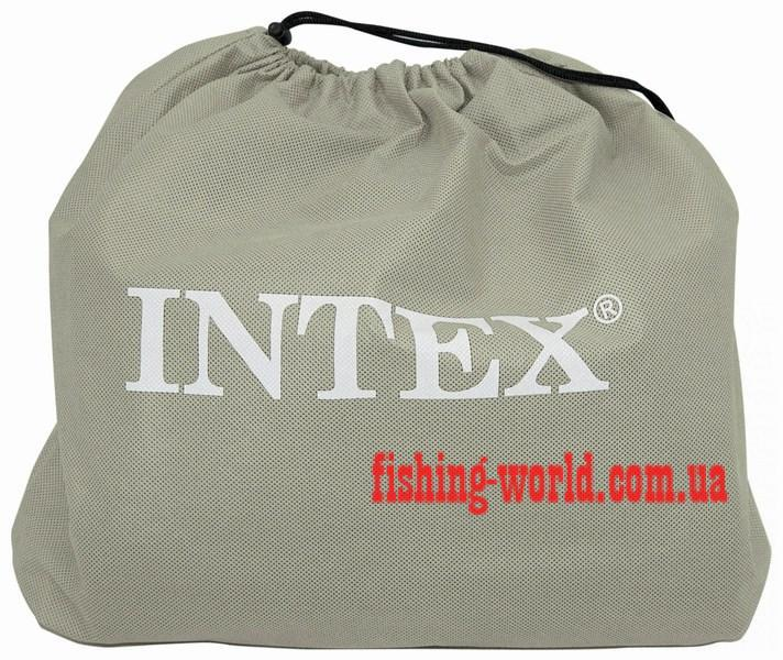 Фото Матрасы, надувные кровати Кровать 1 одноместная надувная Intex Pillow Rest Classic 99х191х30 см.