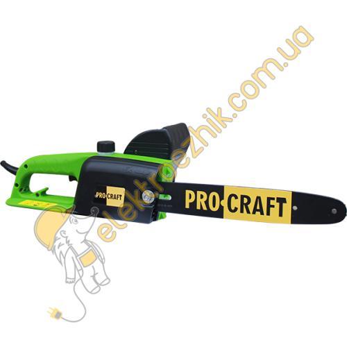 Цепная электрическая пила Procraft K1600