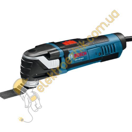 Универсальный резак Bosch GOP-300SCE