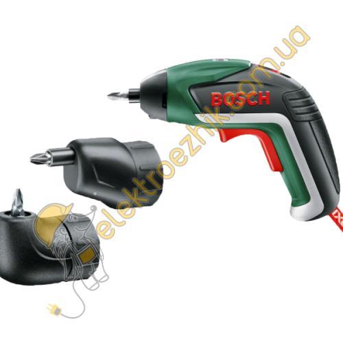 Аккумуляторный шуруповерт Bosch IXO-V-Full
