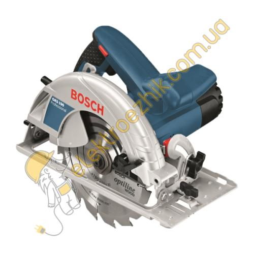 Дисковая пила Bosch GKS-190