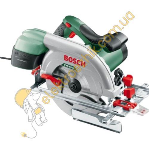 Дисковая пила Bosch PKS-66A