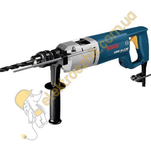 Дрель Bosch GBM-16-2RE