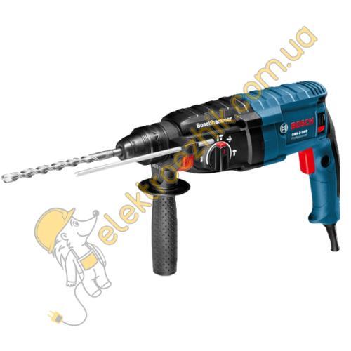 Перфоратор Bosch GBH-2-24D