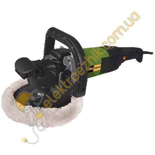 Машина полировальная Procraft PM2100