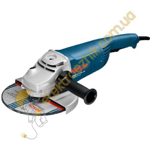 Машина углошлифовальная Bosch GWS-22-230JH