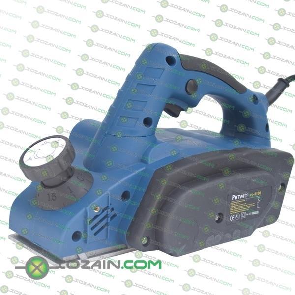 Рубанок электрический Ритм РЭ-1100