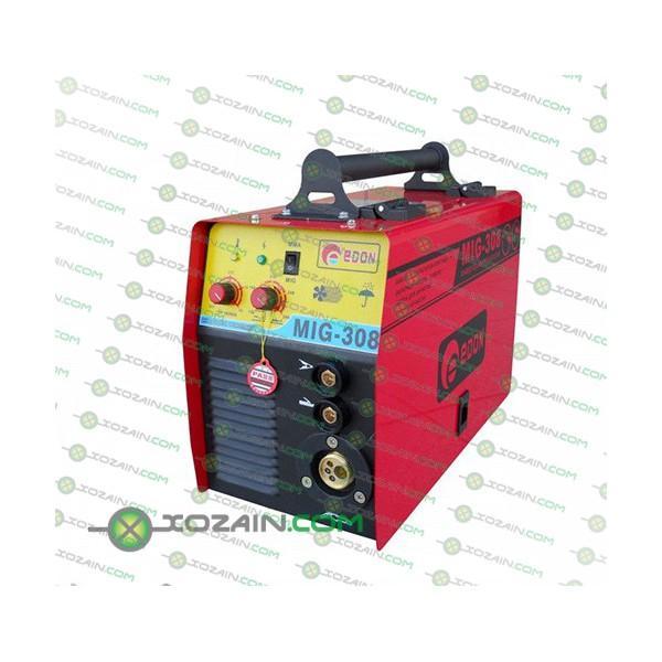 Инверторный сварочный полуавтомат Эдон MIG-308