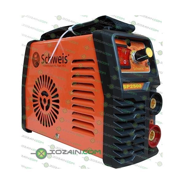 Инверторный сварочный аппарат Schweis SP2500 mini