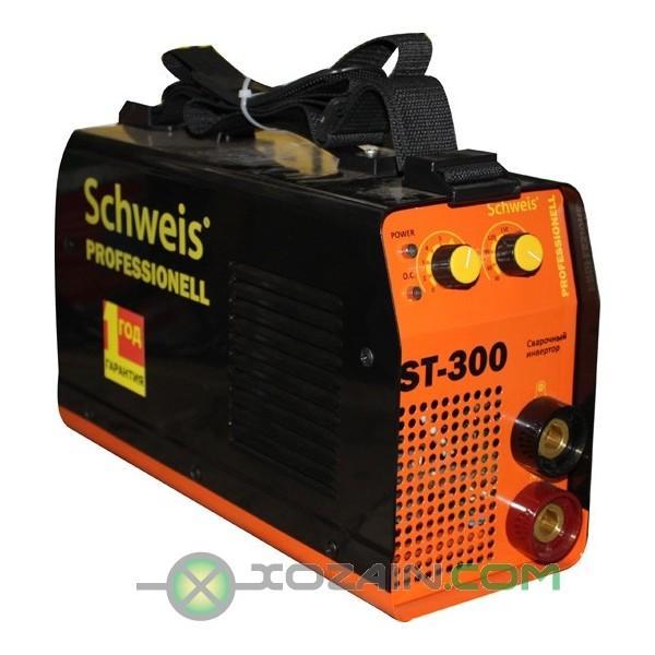 Инверторный сварочный аппарат Schweis ST-300