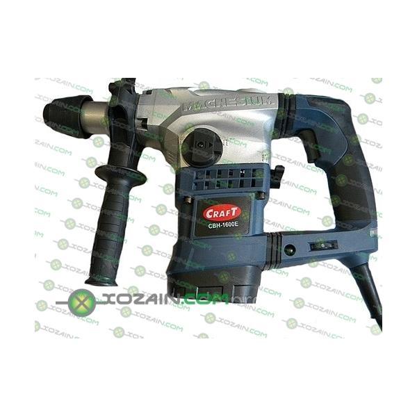 Перфоратор Craft CBH-1600E
