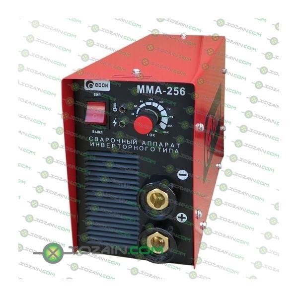 Инверторный сварочный аппарат Эдон ММА-256 mini