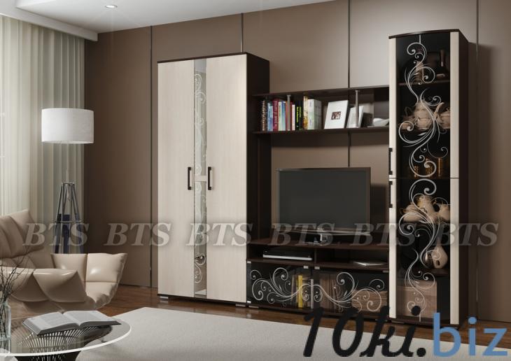 Гостиная Флоренция Модульная (БТС) Стенки для гостиных в России