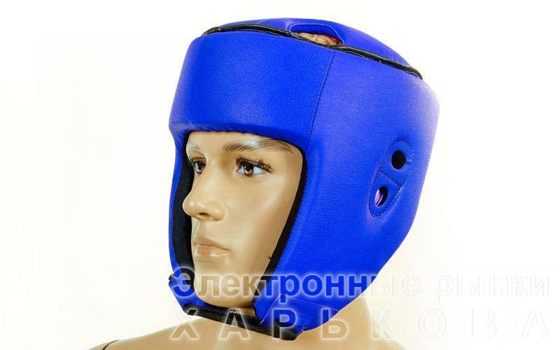 Шлем боксерский Лев - Шлемы для бокса и единоборств на рынке Барабашова