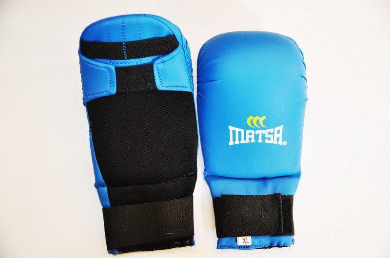Накладки(перчатки) для карате.Матса.