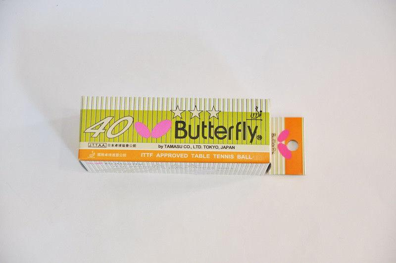 Шарики для настольного тенниса Butterfly