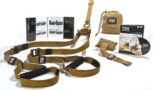 Подвесные петли TRX FORCE KIT (функ.петли,дверное креп,DVD,инструкц,сумка)