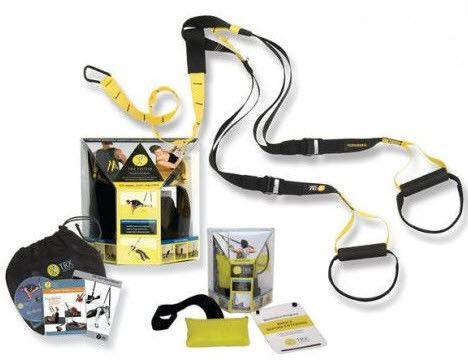 Подвесные петли TRX KIT (функцион.петли,дверное крепл,DVD,инструкц, сумка)